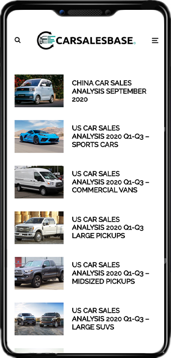 car sales base