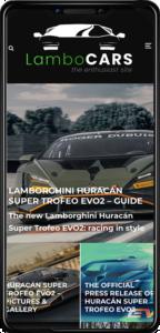 lambo cars mobile preview 2021