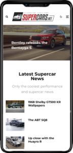 supercars mobile preview 2021